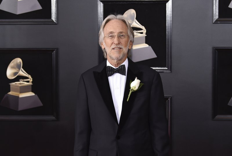 File - In this photo, Neil Portnow arrives at the 60th annual Grammy Awards in New York on Jan. 28, 2018. Photo: AP