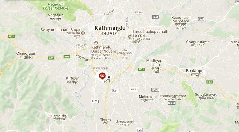 Thasikhel, Lalitpur accident