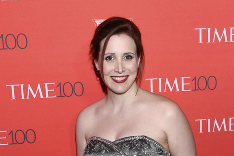 File: Dylan Farrow attends the TIME 100 Gala, celebrating the 100 most influential people in the world, at Frederick P. Rose Hall, Jazz at Lincoln Centre in New York. Photo: AP
