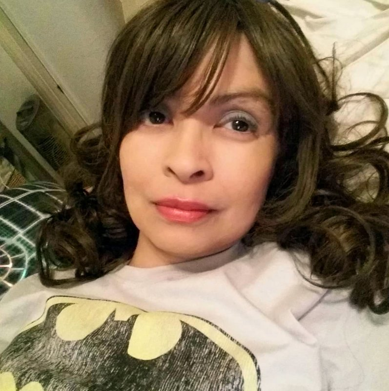 This undated self-portrait posted on Instagram shows actress Vanessa Marquez. Photo: AP