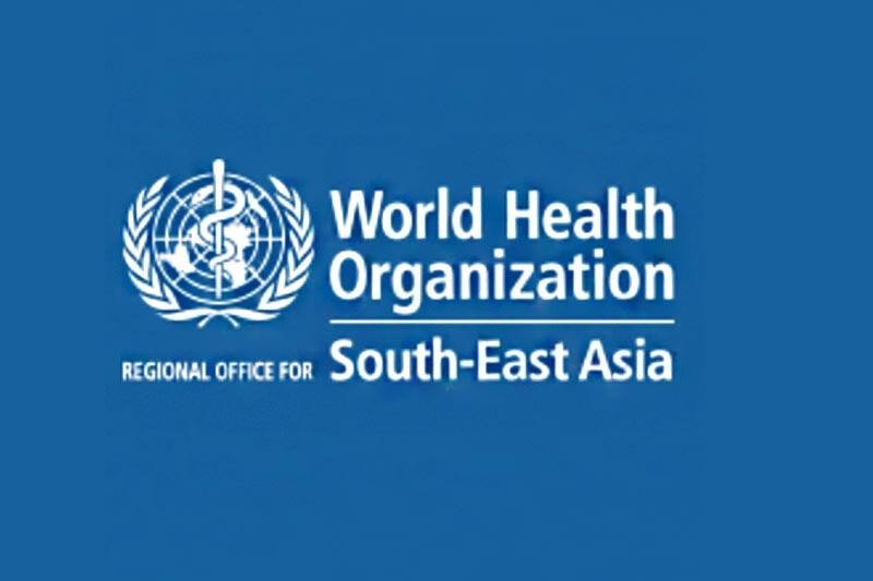 World Health Organization Regional Office for South-East Asia logo