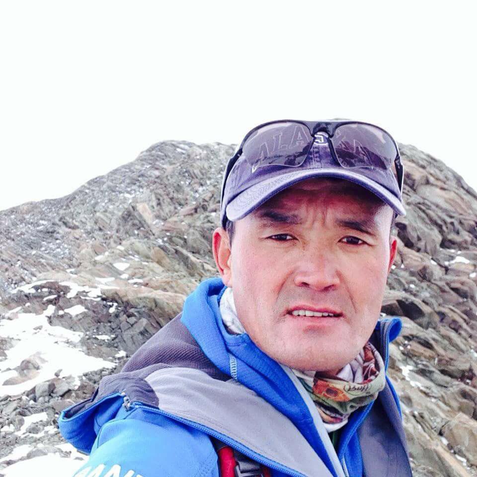 Lakpa Gelu Sherpa, fastest Everest summiteer.