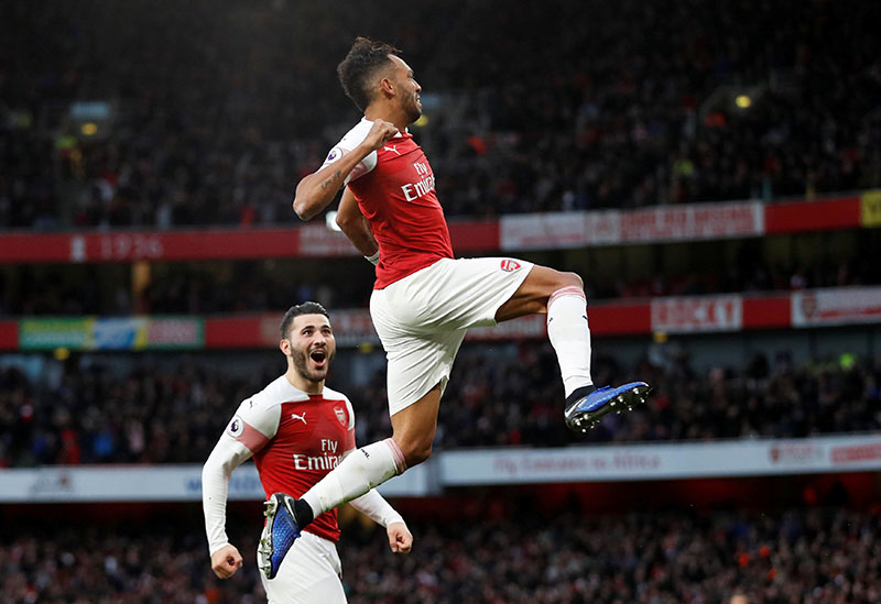 EPL, Arsenal, Pierre-Emerick Aubameyang