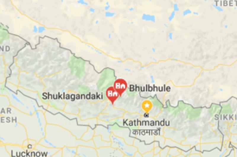 Courtesy: Googlemaps.com
