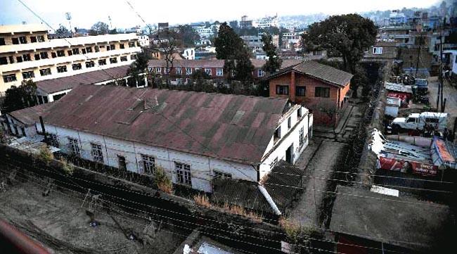 Central Jail, Kathmandu: THT/FILE