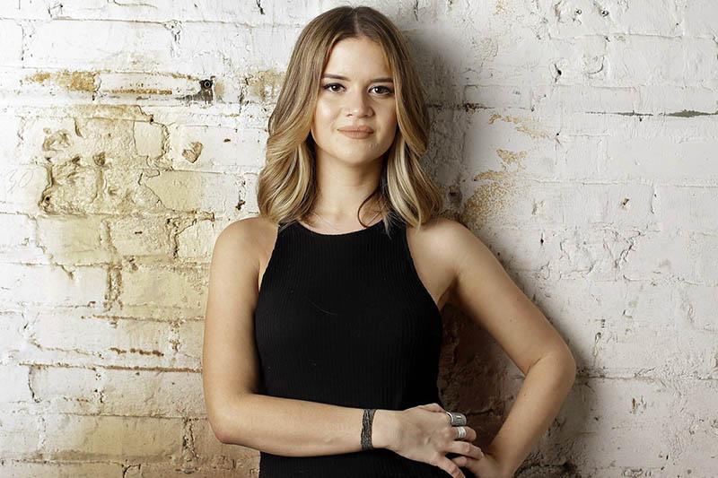 FILE: Singer Maren Morris poses in Nashville. Photo: AP
