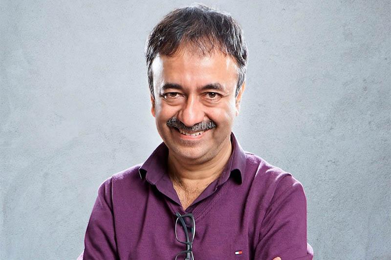 Bollywood director Rajkumar Hirani. Photo: Twitter/Rajkumar