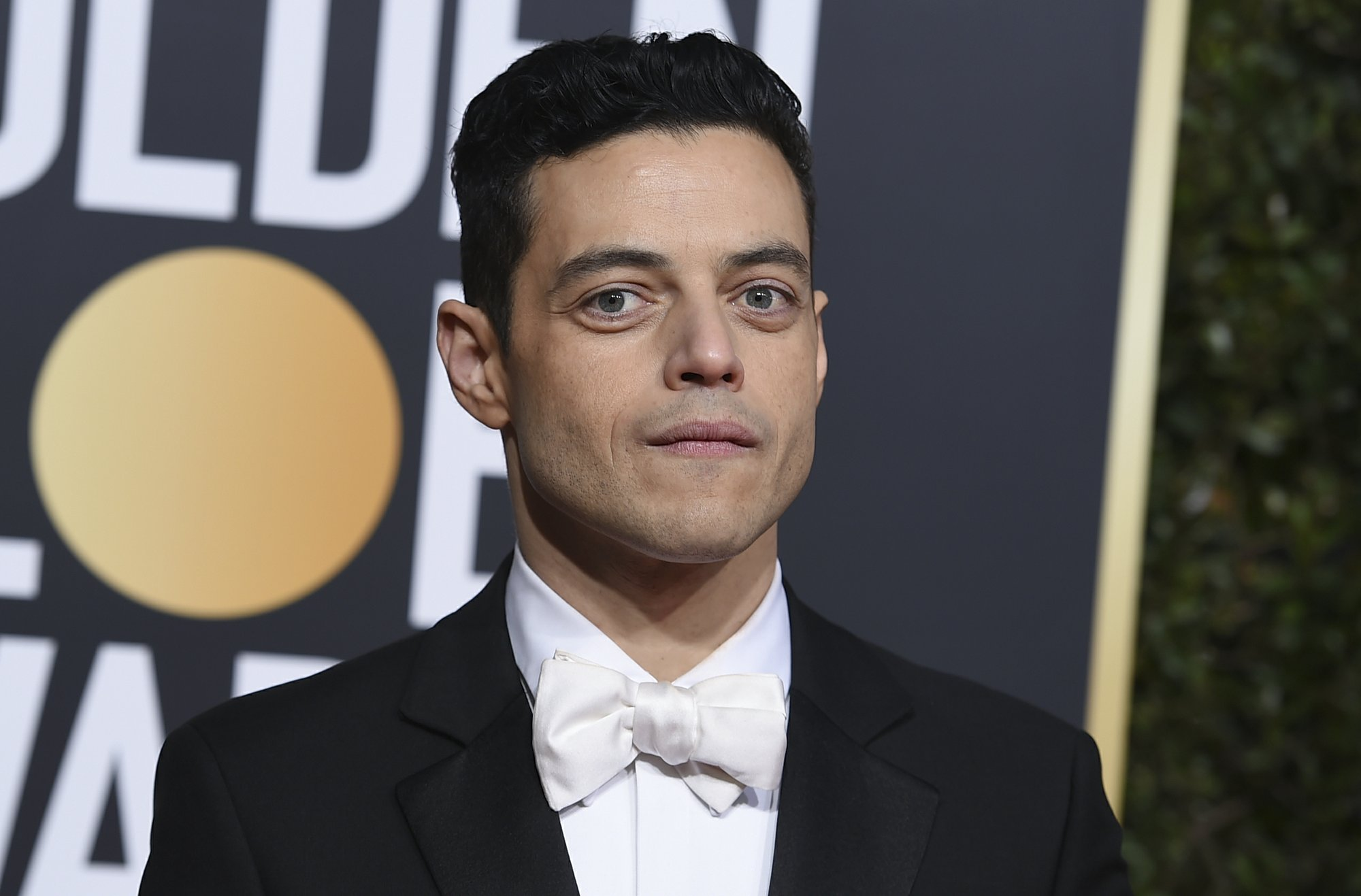 Rami Malek arrives at the 76th annual Golden Globe Awards at the Beverly Hilton Hotel on Sunday, Jan. 6, 2019, in Beverly Hills, California. Photo: AP