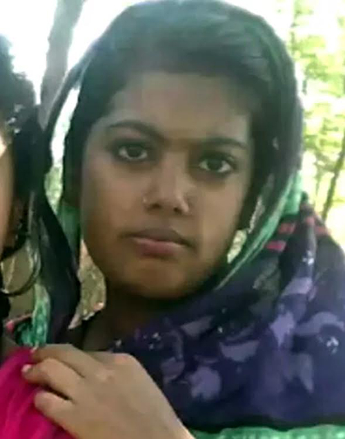 File - This undated image shows 20-year-old Sajara Khatun of Birgunj Metropolitan City in parsa district. Khatun has gone missing for about fortnights. Photo: THT