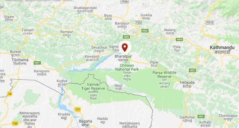 Narayangadh, Bharatpur