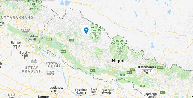 Karnali, Nepal