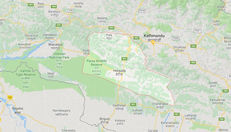 Makawanpur district