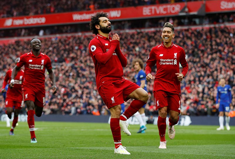 Premier League, Liverpool, Mohamed Salah