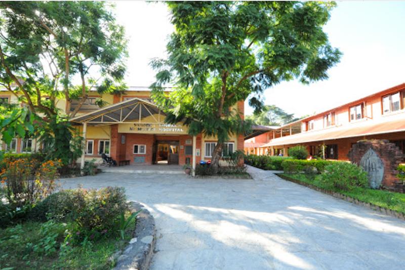 This undated image shows Sushma Koirala Memorial Hospital in Sankhu. Photo courtesy: SKMH