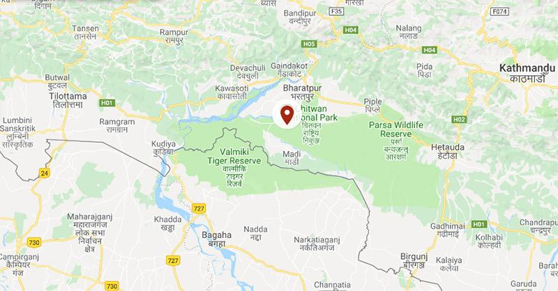 Chitwan. Photo: Google Maps