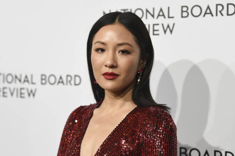 FILE: Actress Constance Wu attends the National Board of Review awards gala at Cipriani 42nd Street in New York. Photo: AP