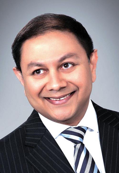 Suren J Amarasekera, managing director of Ncell Pvt Ltd,