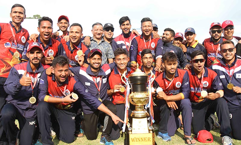 Police beat Army to win PM Cup - The Himalayan Times - Nepal's No.1 English  Daily Newspaper | Nepal News, Latest Politics, Business, World, Sports,  Entertainment, Travel, Life Style News