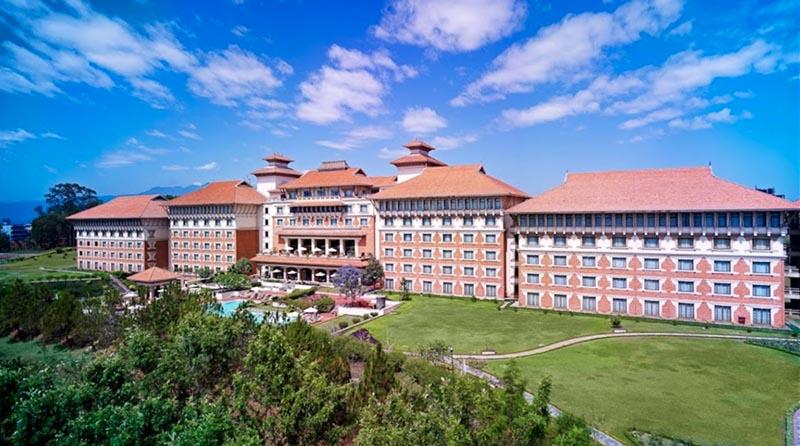 A view of Hotel Hyatt Regency in Taragaon, Kathmandu, in April 2018. Photo courtesy: Hyatt Regency Kathmandu