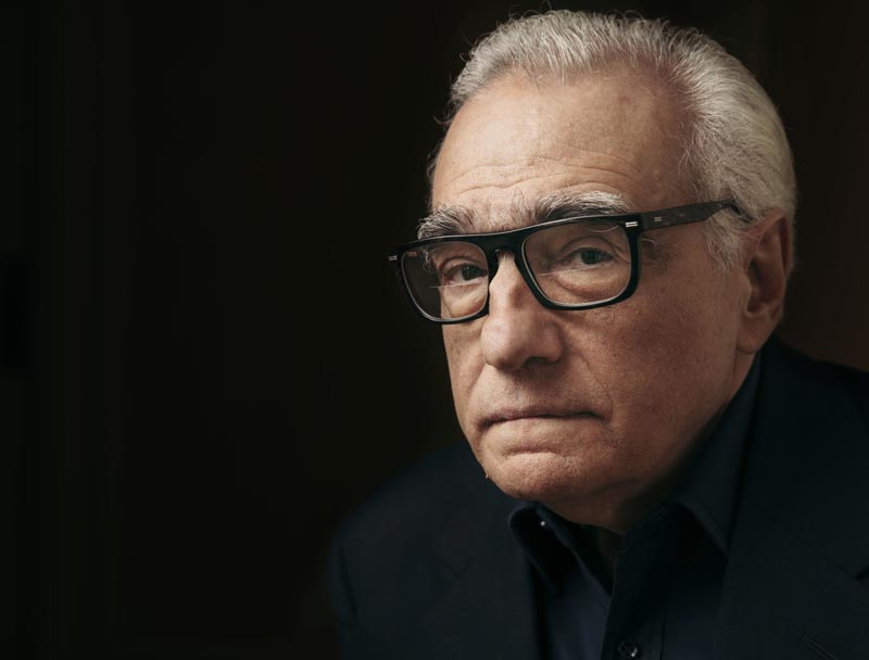 Producer and director Martin Scorsese poses for a portrait in New York, December 9, 2016. Photo: AP/File
