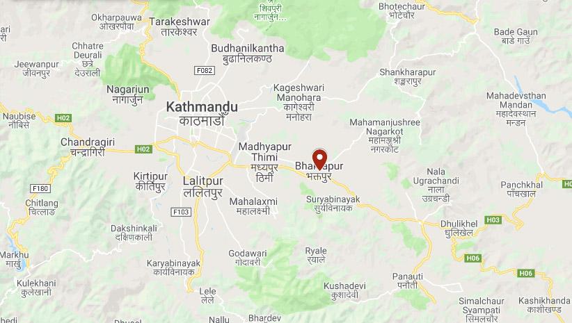 Bhaktapur. Photo: Google Maps