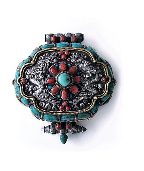 Gau, Tibetan Buddhist amulet container