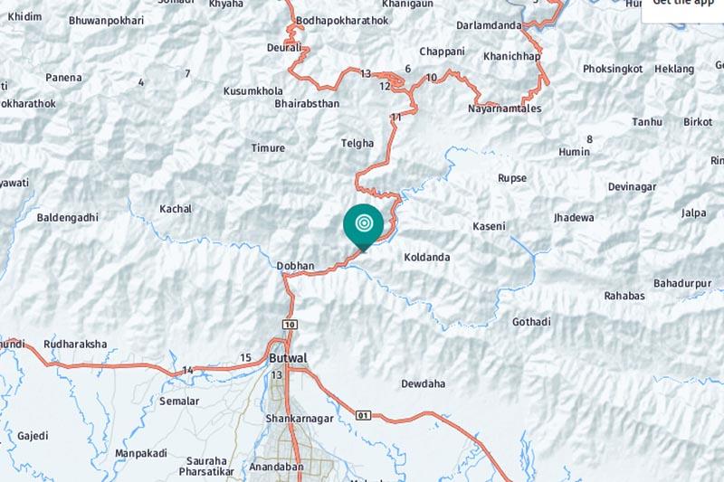 Image: Herewego Maps
