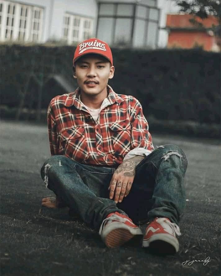 Rapper Samir Ghising (VTEN). Photo: Facebook/Samir Ghising