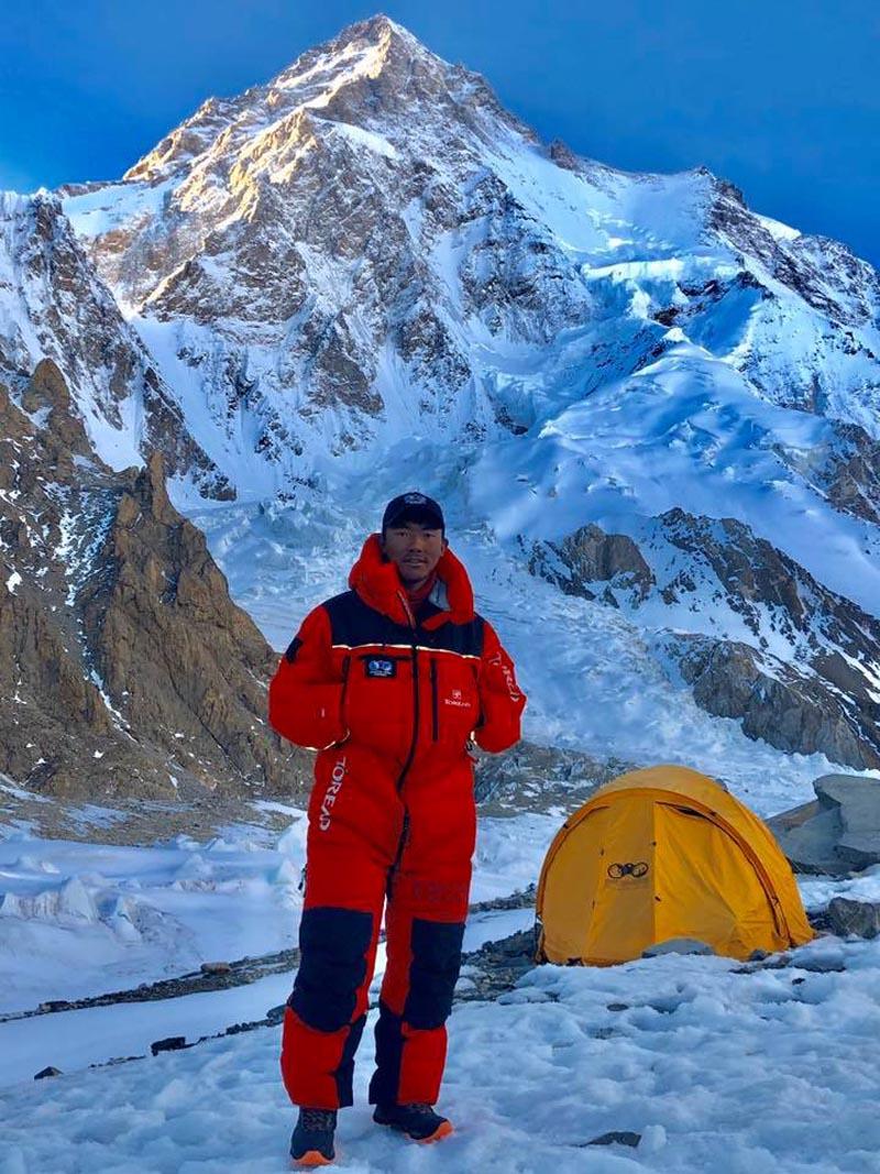 Photo: Mingma Gyalje Sherpa