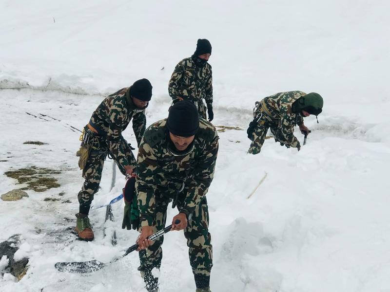 Photo Courtesy: Ngawa Ngima Sherpa