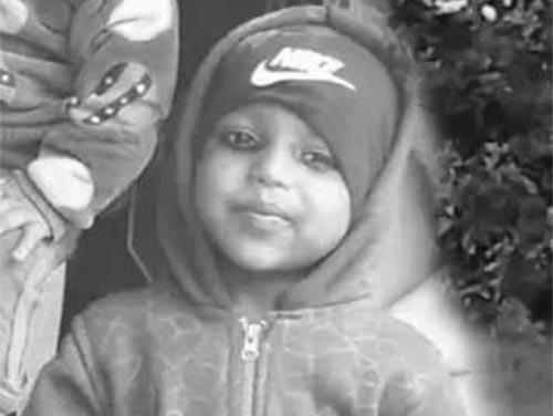 This undated image shows three-year-old Ayush Mandal, son of Raj Kumar Mandal of Itariparsahi, Kalyanpur Municipality-3, Siraha district. Photo: Ashish BK/THT