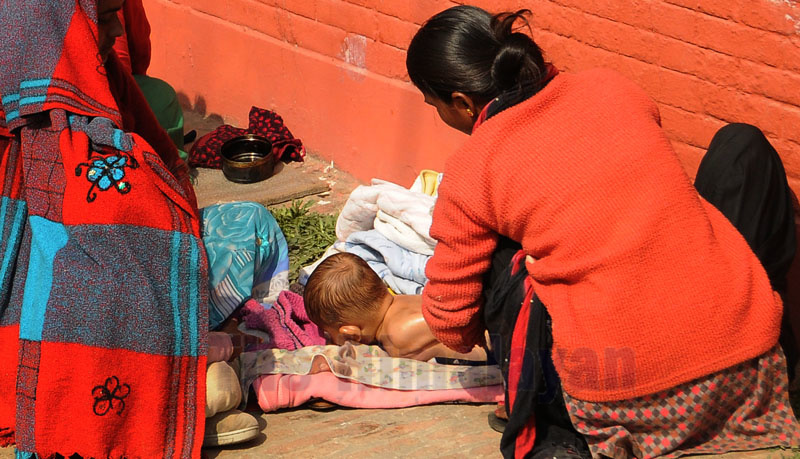 Photo Courtesy: Bal Krishna Thapa / THT