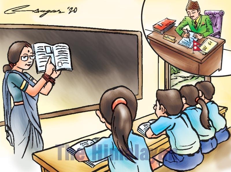 Illustration: Ratyna Sagar Shrestha/THT