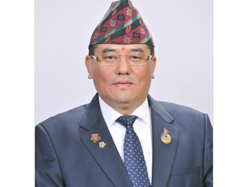 This undated image shows entrepreneur and bank promoter Ichchha Raj Tamang. Photo courtesy: Civil Bank