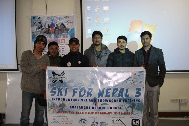 Photo Courtesy: Ski and Snowboarding Foundation Nepal