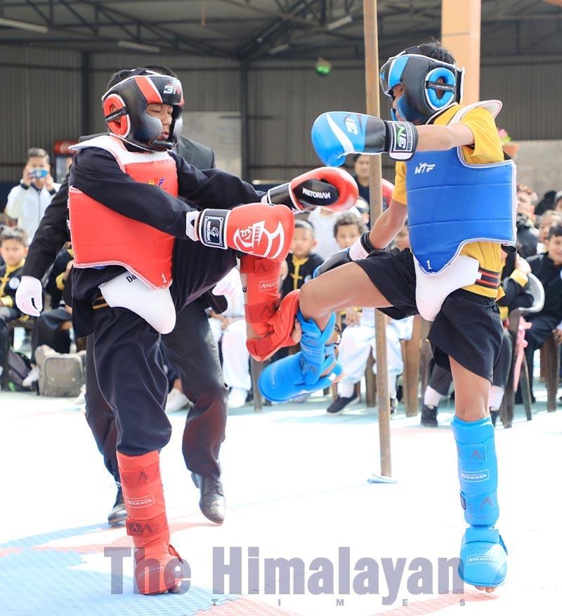 Wuma Kungfu Championship
