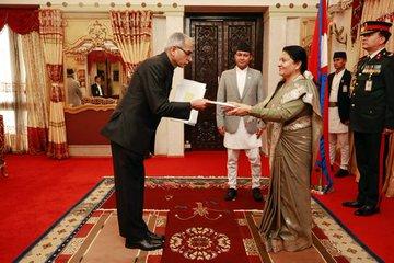 Photo: Embassy of India, Kathmandun