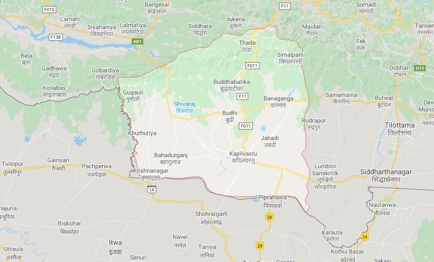 Image: Google Maps/Kapilvastu