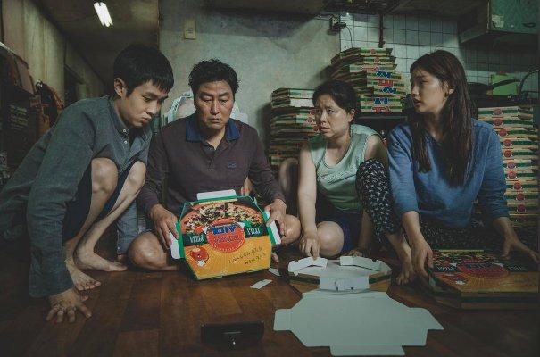 A still from the film u201cParasiteu201d. Photo: Handout via Reuters