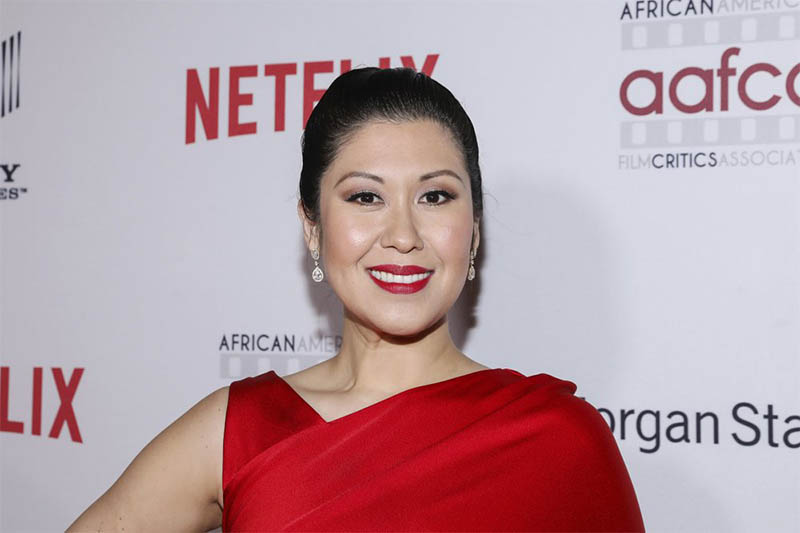 In this Jan. 22, 2020, photo, Ruthie Ann Miles attends the 11th annual AAFCA Awards at the Taglyan Complex in Los Angeles. Photo: AP