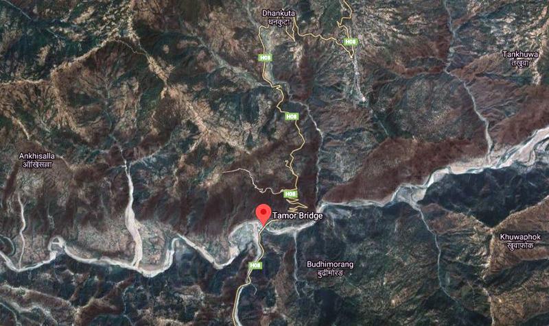 Photo: Google Maps/Tamor Bridge