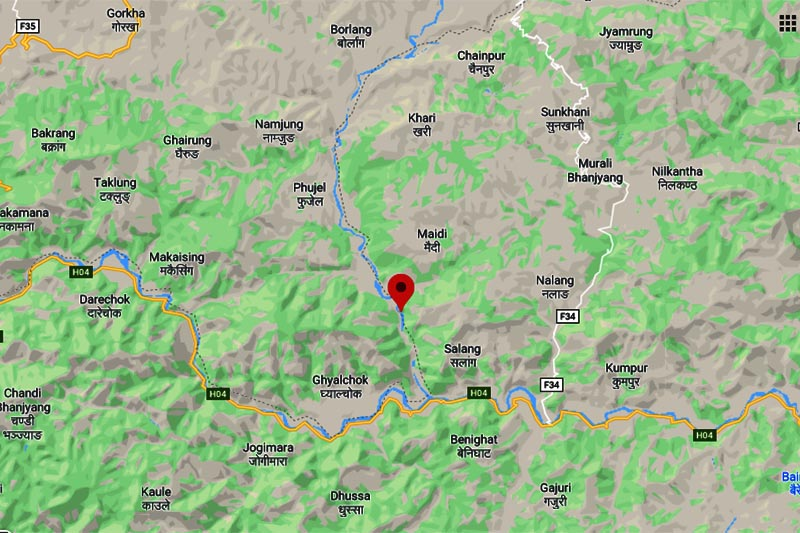 Image : Google Maps