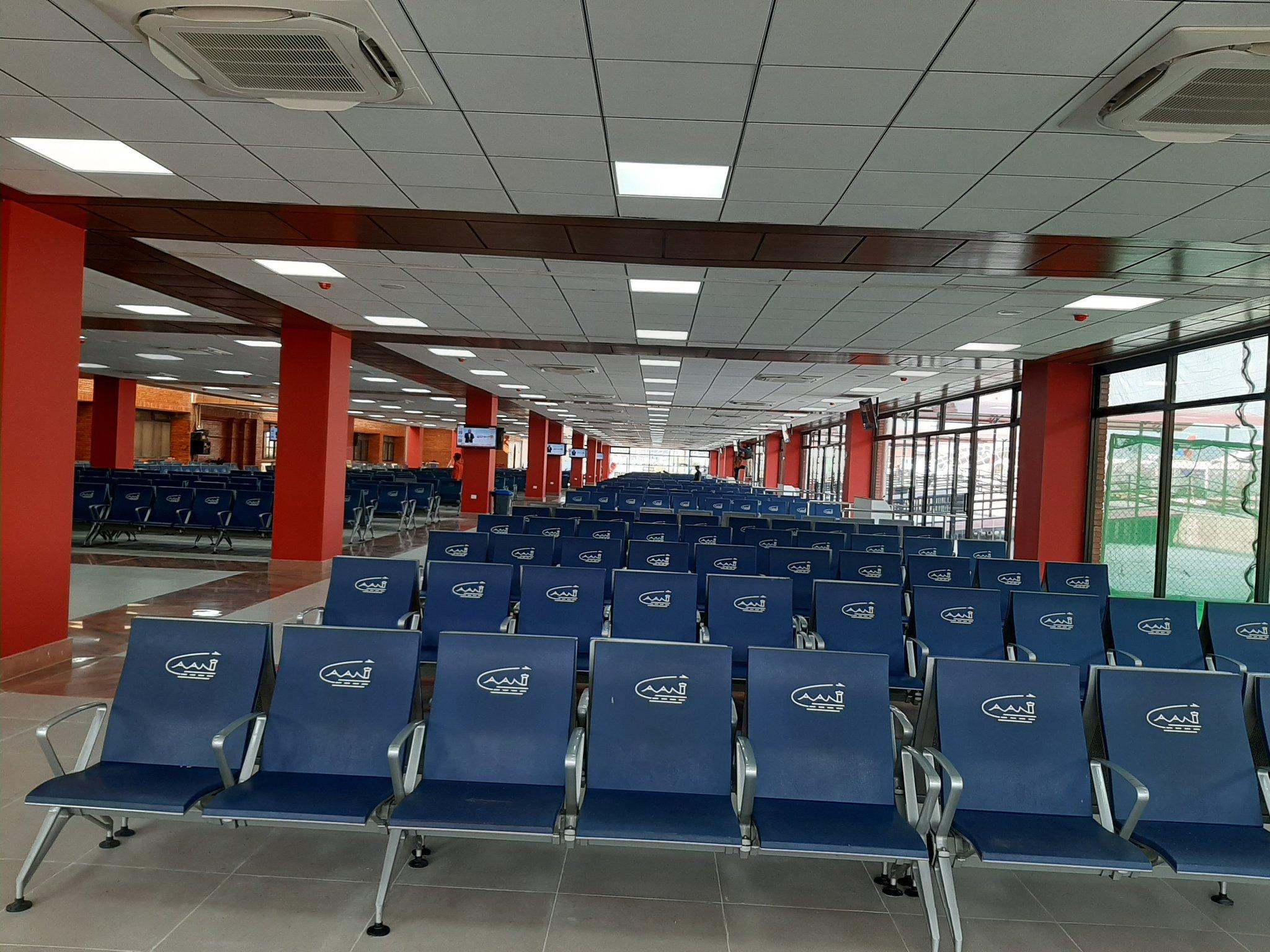 TIA departure hall. Photo Courtesy: CAAN