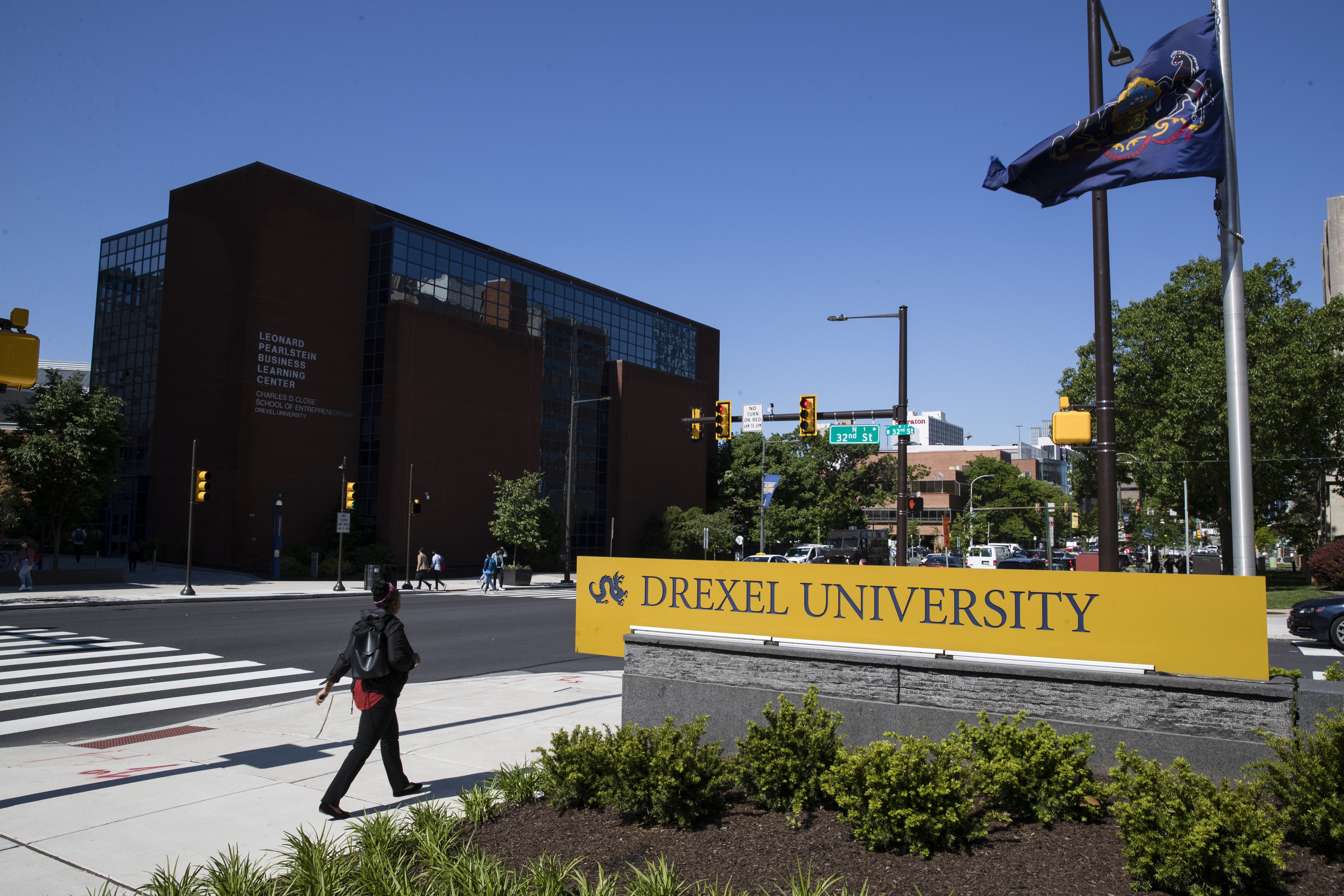 Drexel University in Philadelphia. Students at more than 25 universities are filing lawsuits demanding tuition refunds from their schools after finding that the online classes they are being offered do not match up to the classroom experience. Grainger Rickenbaker, a freshman who filed a class action lawsuit against Drexel University in Philadelphia, said the online classes heu2019s been taking are poor substitutes for classroom learning. File Photo: AP