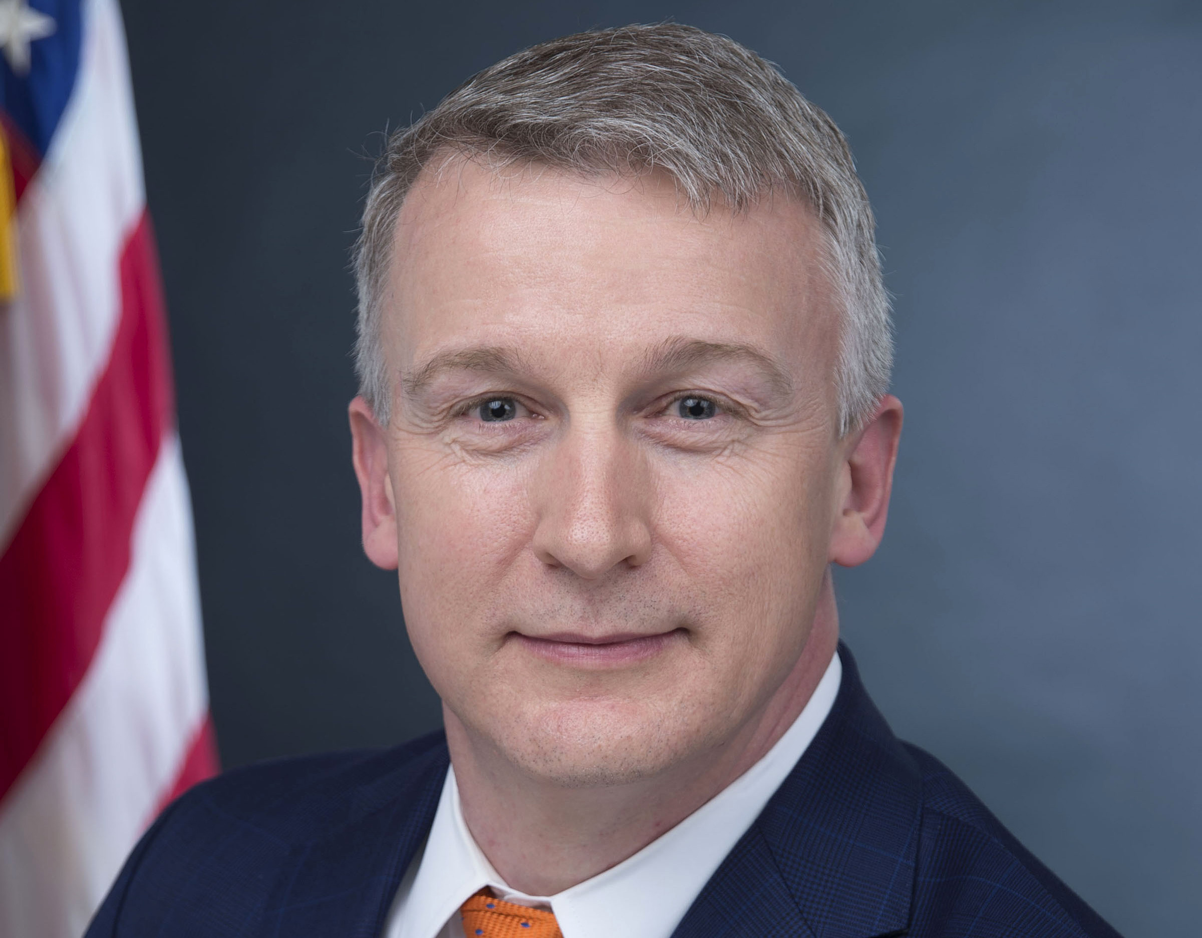 In this image provided by Public Health Emergency, a department of Health and Human Services, Rick Bright is shown in his official photo from April 27, 2017, in Washington. Bright filed a complaint May 5, 2020, with the Office of Special Counsel, a government agency responsible for whistleblower complaints. Heu2019s the former director of the Biomedical Advanced Research and Development Authority. Bright alleges he was removed from his job and reassigned to a lesser role because he resisted political pressure to allow widespread use of hydroxychloroquine, a malaria drug favored by President Donald Trump. Photo: AP