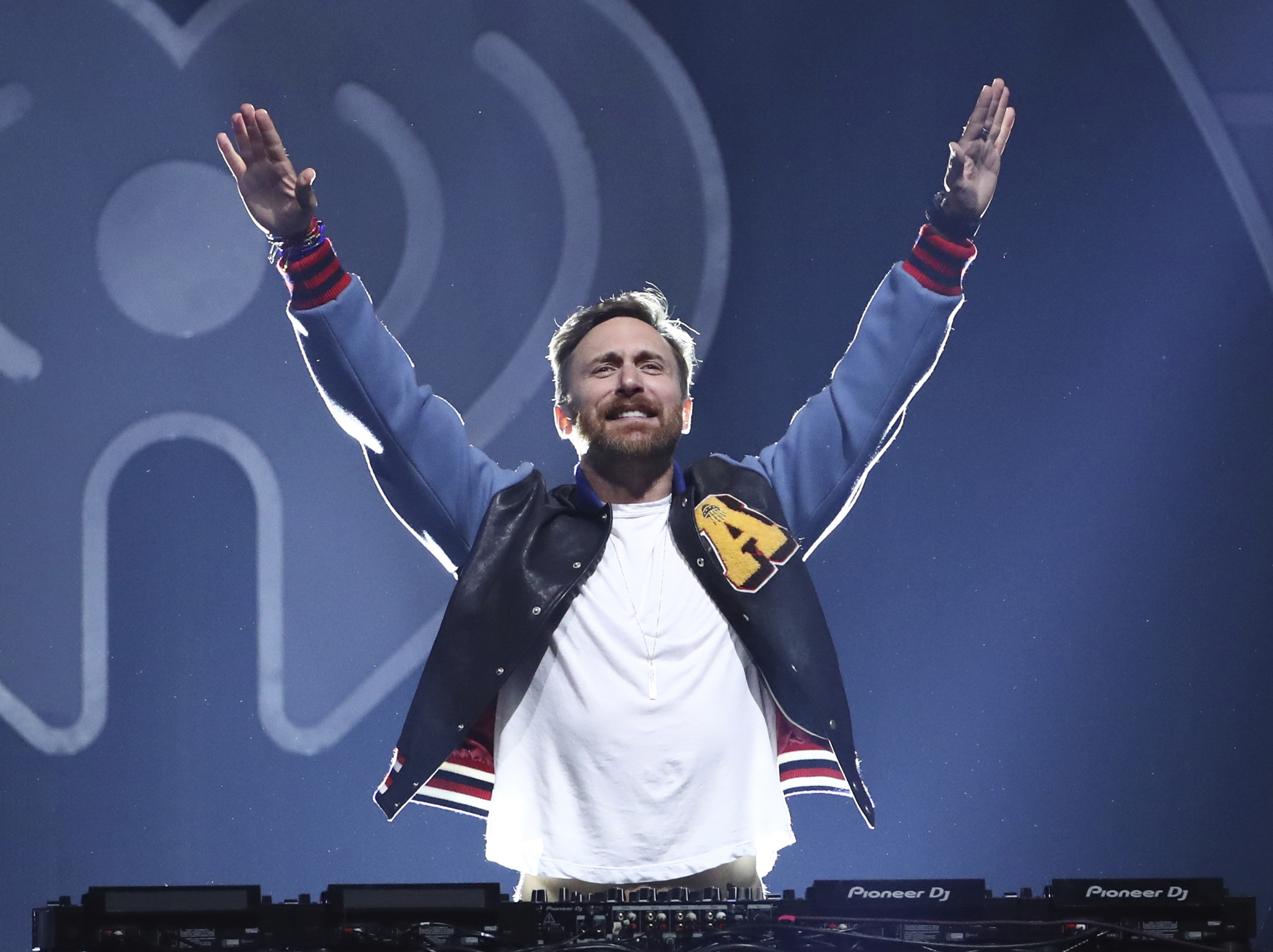 FILE - This September 22, 2017 file photo shows DJ-producer David Guetta performing at the 2017 iHeartRadio Music Festival in Las Vegas.  Photo: AP
