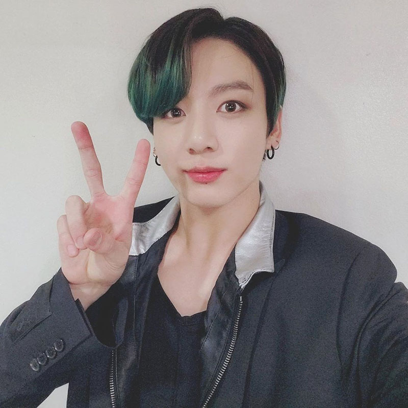 Jungkook. Photo Courtesy Jungkook's Instagram