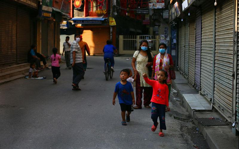 Photo: Rajesh Gurung/THT