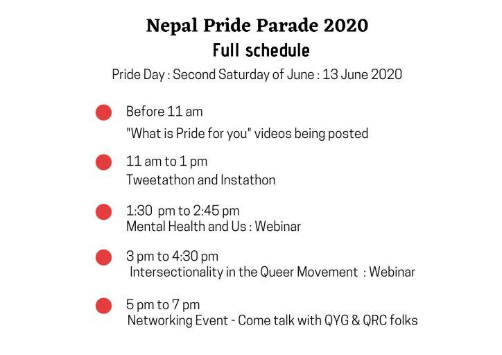 Photo: Nepal Pride Parade