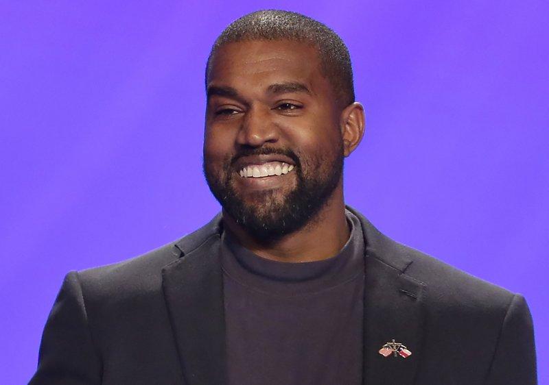 Photo: Kanye West/AP